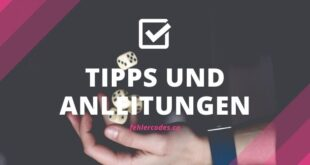 Tipps und Anleitungen